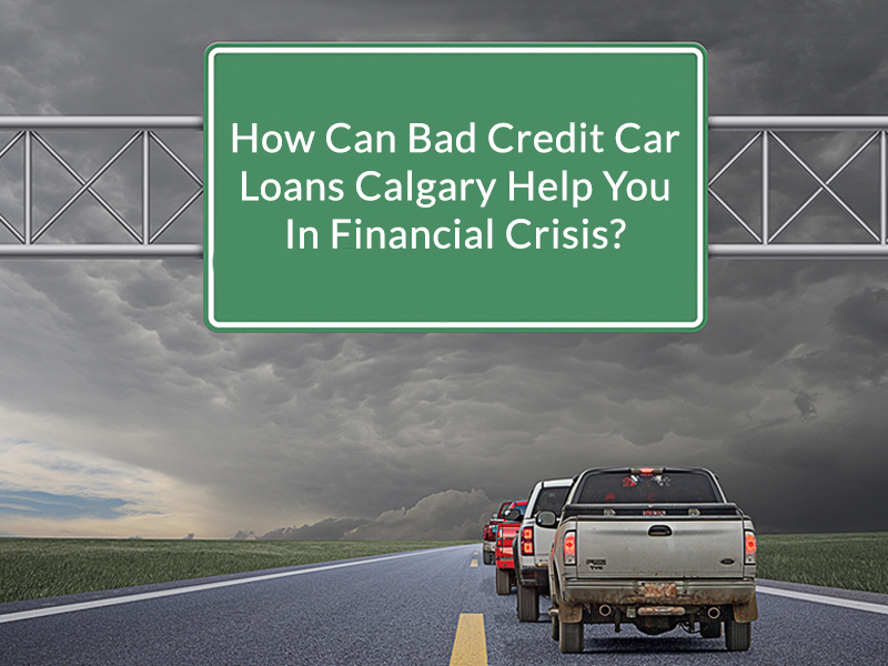bad credit car loans Calgary